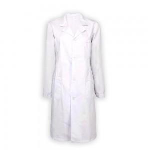 Women scrubs lab coat uniform