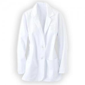 White Plain Stain Resistant Lab Coats, Doctor Coat...